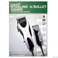 Wahl Combo Sterling 4 Clipper with Bullet Trimmer #8474