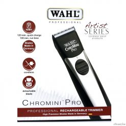 Wahl Chromini Cordless Rechargeable Beard Trimmer #85490
