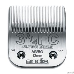 Andis UltraEdge Detachable Clipper Blade #3-3/4FC Fit Oster 76 A5 - 64135