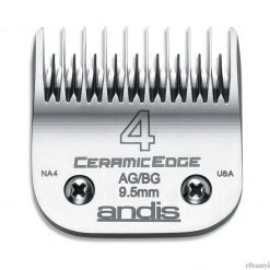 Andis Ceramic Edge Clipper Blade #4 Fit Oster 76 A5 - 64305