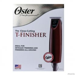 Oster T-Finisher beards Mustaches Sideburns Neck line Hair Trimmer #76059-010