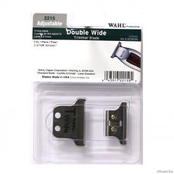 Wahl Replacement Blade for Detailer Hair Trimmer T-Wide Adjustable 2 Hole #2215